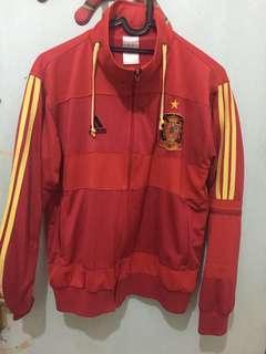 Super Rare Item! Jaket Spanyol World Cup Champion 2010