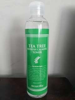 Secret Key Tea Tree Toner
