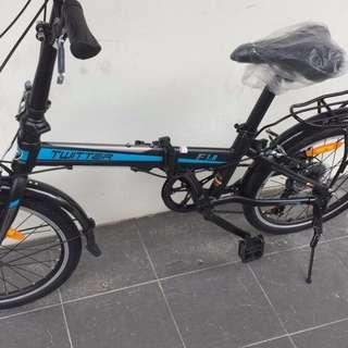 Twitter Folding Bike 20 inch wheels, Clearance offer Now!!