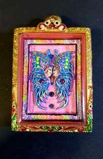 K.k. butterfly amulet