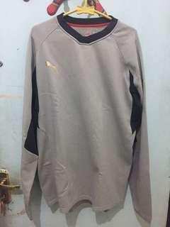 Sweater Puma Grey/Navy Original
