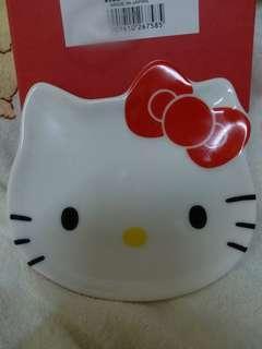 全新絕版 hello kitty 日本製小碟