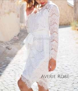 Averie Lace Robe