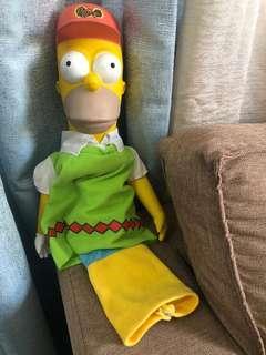 Homer Puppet