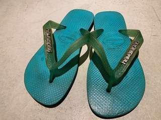 havaianas(綠色金標)