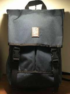 Chrome Industries, Skarbek Centre Zip Backpack (Indigo/Black)