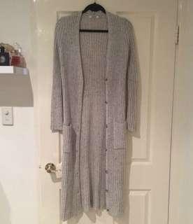 Long Cardigan - fits 6-10