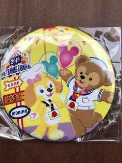 迪士尼徽章嘉年華 2019 Disney pin 迪士尼襟章 pin trading carnival cookies & duffy