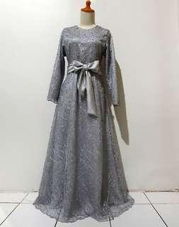Dress kebaya full brokat