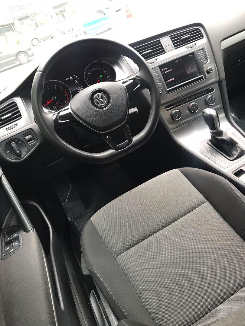 2016年Volkswagen GOLF TSI 里程車況保證僅此一台