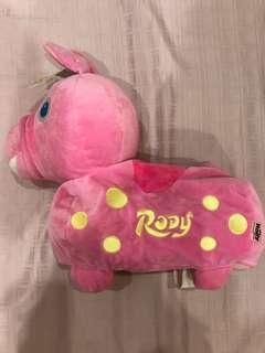 Rody 跳跳馬面紙套娃娃