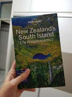 🚚 The Lonely Planet - New Zealand Guide
