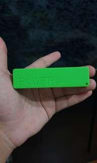 Green Power Bank