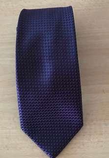 Men's Tie purple