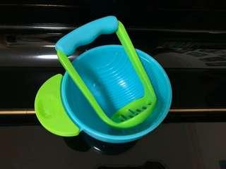 Nuk 硏磨器 food mesher n bowl 加固