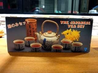 🚚 Unused Japanese Tea Set
