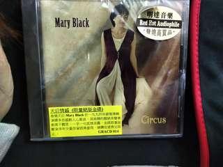 全新 限量絕版 金碟 Mary Black - Circus 1995年