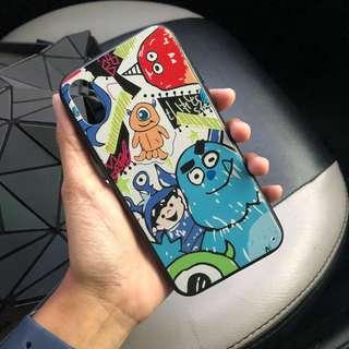 Case Iphone X Monster Inc
