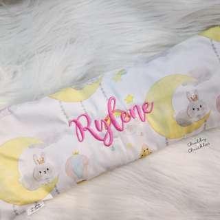 🚚 Baby Pillow organic cotton, husk pillow customize