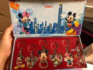 Disney Key Ring