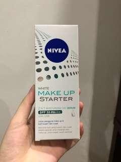 NEW Nivea White Make Up Starter