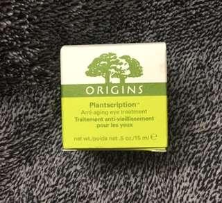 🚚 ORIGINS Anti-aging Eye Treatment (15ml)