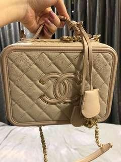 a72742c98b2adc chanel vanity bag   Luxury   Carousell Singapore