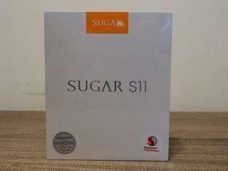 Sugar S11 Smartphone 100% new 未開盒 玫瑰金 有Swarovski水晶