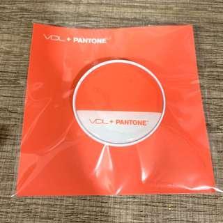 VDL + Pantone 電話座