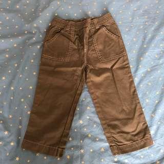 Original Carter's Pants size 18m