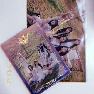 [READYSTOCK] GFRIEND - TIME FOR US