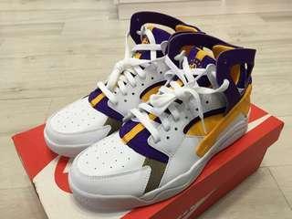 Nike Air Flight Huarache Lakers Edition