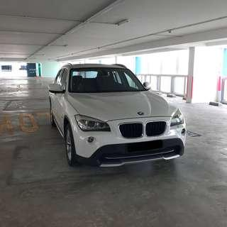 BMW X1 2.0A For Rent