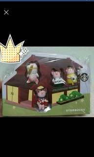 🚚 Starbucks piggy from Thailand