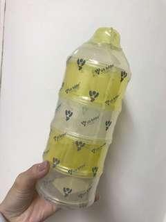🚚 優生奶粉分裝瓶4層