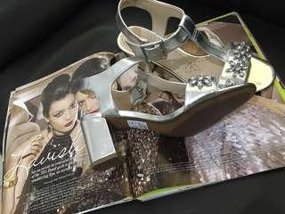 🌻Weekend SALE CLARKS Deva Daisy Ankle Strap Sandals