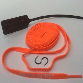 Shoelaces Off White