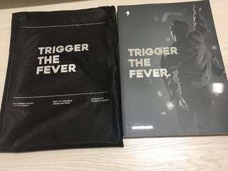 [WTS]Jimin 'Trigger the fever' Photobook by miningful moment