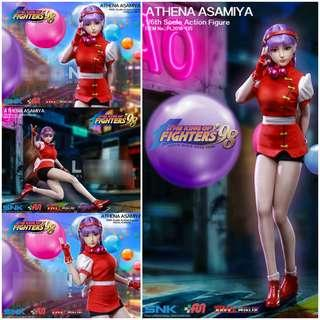 [Clear Stock]1/6 Athena Asamiya from King of Fighters 98 (KOF) by TBLeague pl2018-135 [phicen / Hot Toys / Not Super Duck]
