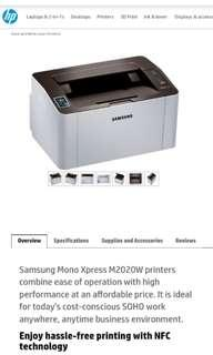 🚚 Samsung laser printer