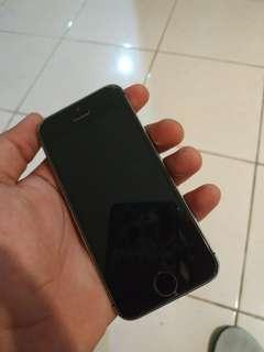 iPhone 5s 16gb hitam