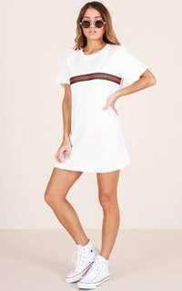 Showpo T Shirt Dress XS