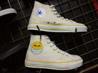 Converse smile