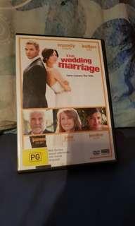 Love, Wedding, Marriage DVD. Ex-Rental