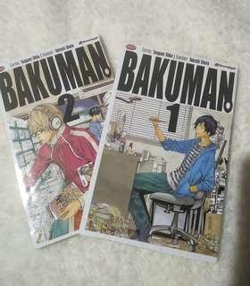 Komik Bakuman