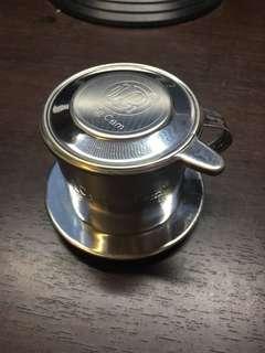 越南沖泡壺 咖啡濾滴壺