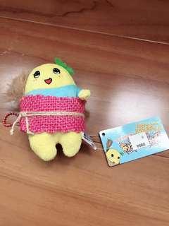 🚚 日本船梨精娃娃吊飾