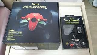 Parrot Jumping Race Drone - Max (Red) + Battery Pack