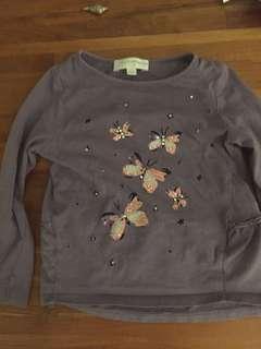 🚚 Girl shirt (98cm)
