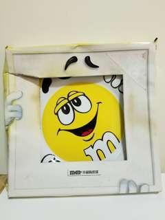 M&M 珍藏陶瓷碟 (可入微波爐)